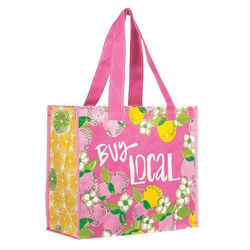 Market Tote in Tootie Fruity by Lilly Pulitzer