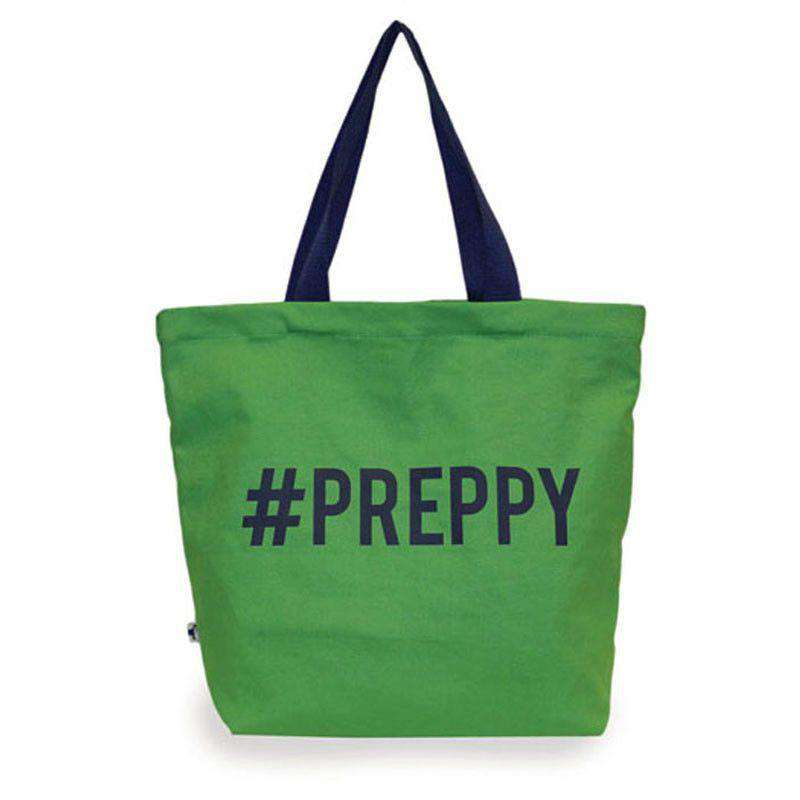 Tote Bags - #Preppy Canvas Tote By Sloane Ranger