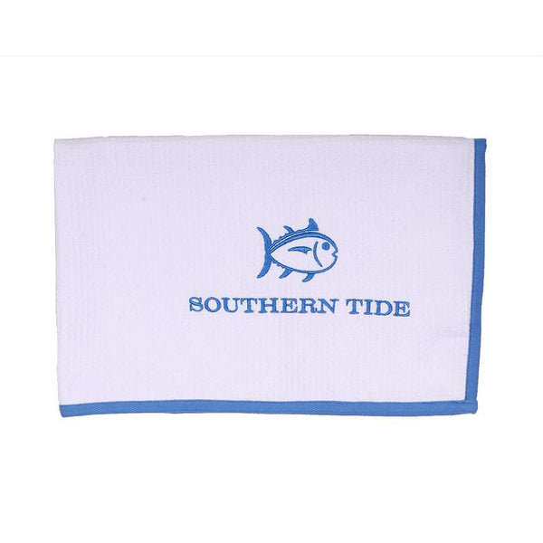 Towels - Skipjack Golf Towel By Southern Tide