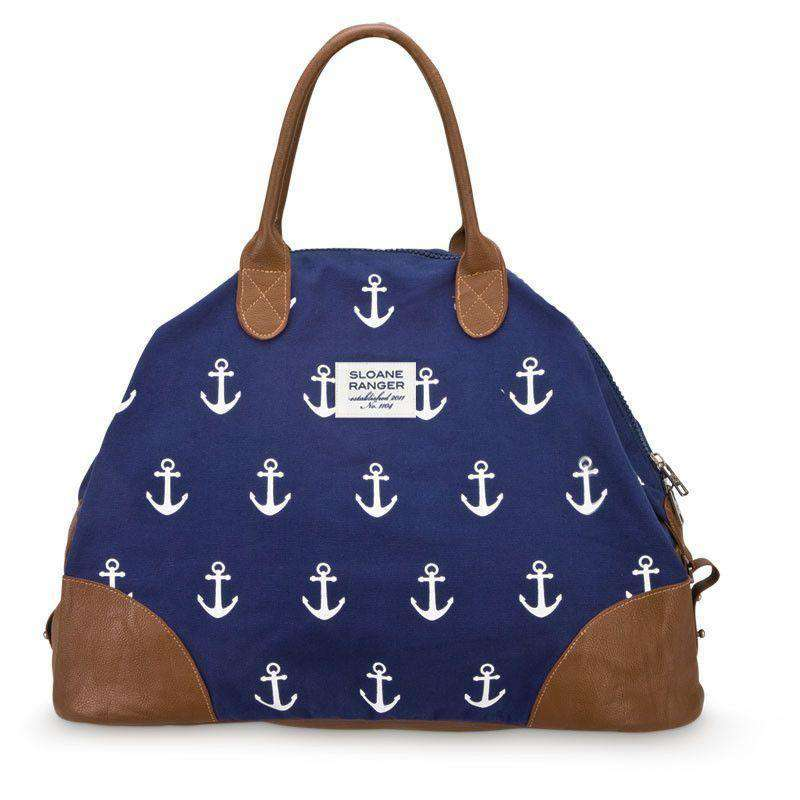 Travel & Gym - Anchor Weekender By Sloane Ranger