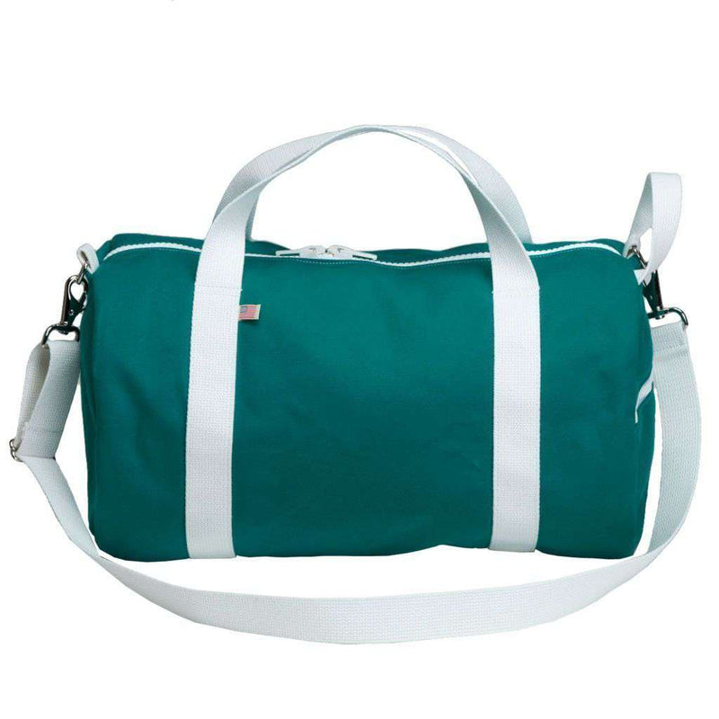 Travel & Gym - Commuter Duffel In Glass Green By Hudson Sutler