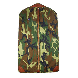 Travel & Gym - Garment Bag In Camouflage By Res Ipsa