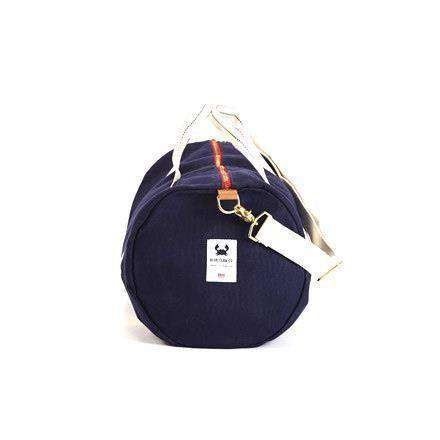 Hampton Duffel in Navy by Blue Claw Co.