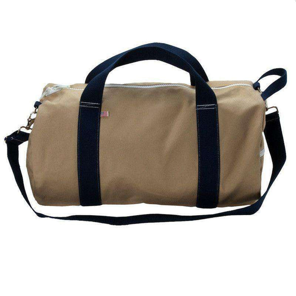 Hatteras Weekend Duffel in Khaki by Hudson Sutler