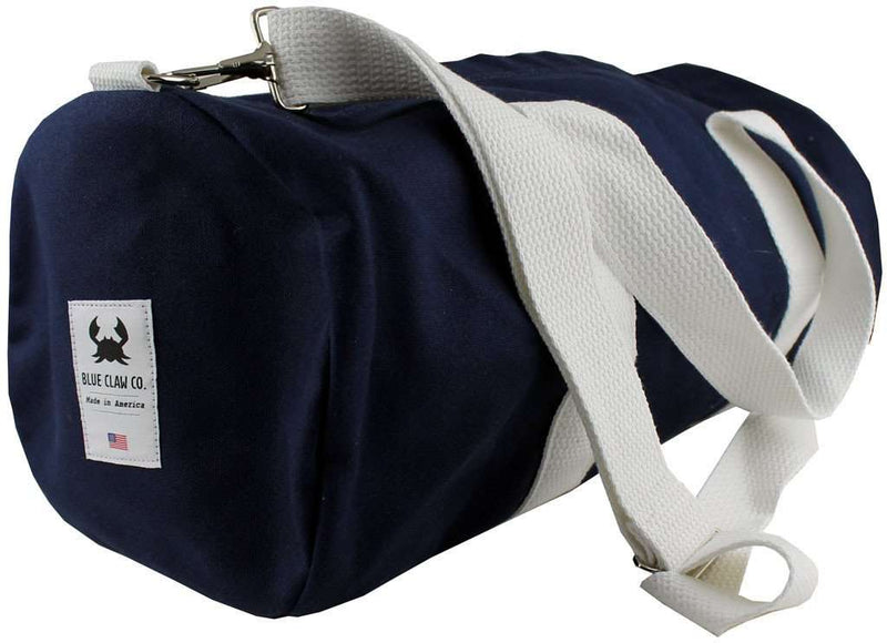 Travel & Gym - The Perfect Gym Bag In Navy By Blue Claw Co.