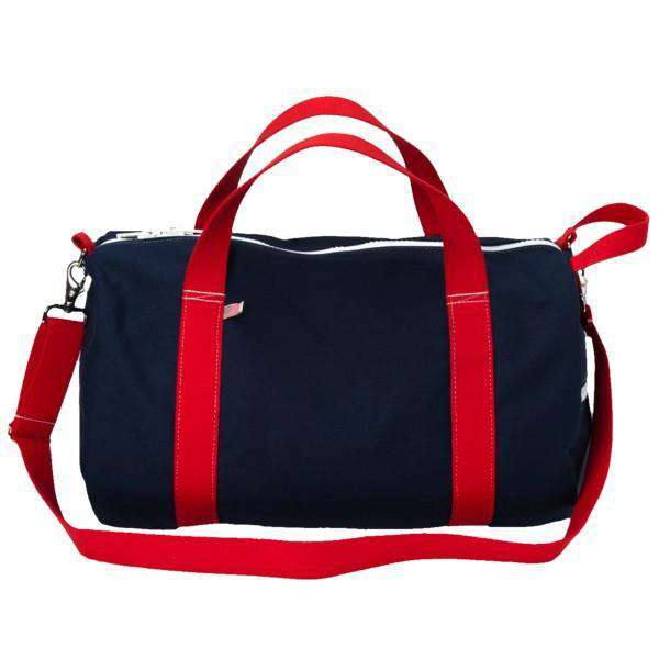 Yorktown Commuter Duffel in Midnight Navy by Hudson Sutler