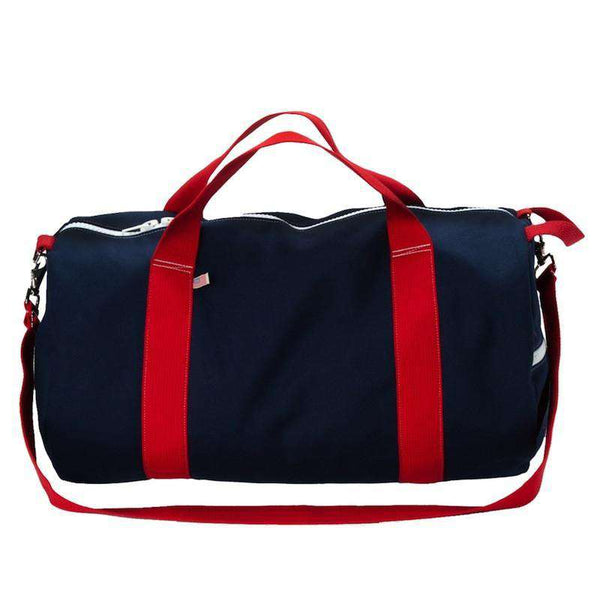 Yorktown Weekend Duffel in Midnight Navy by Hudson Sutler
