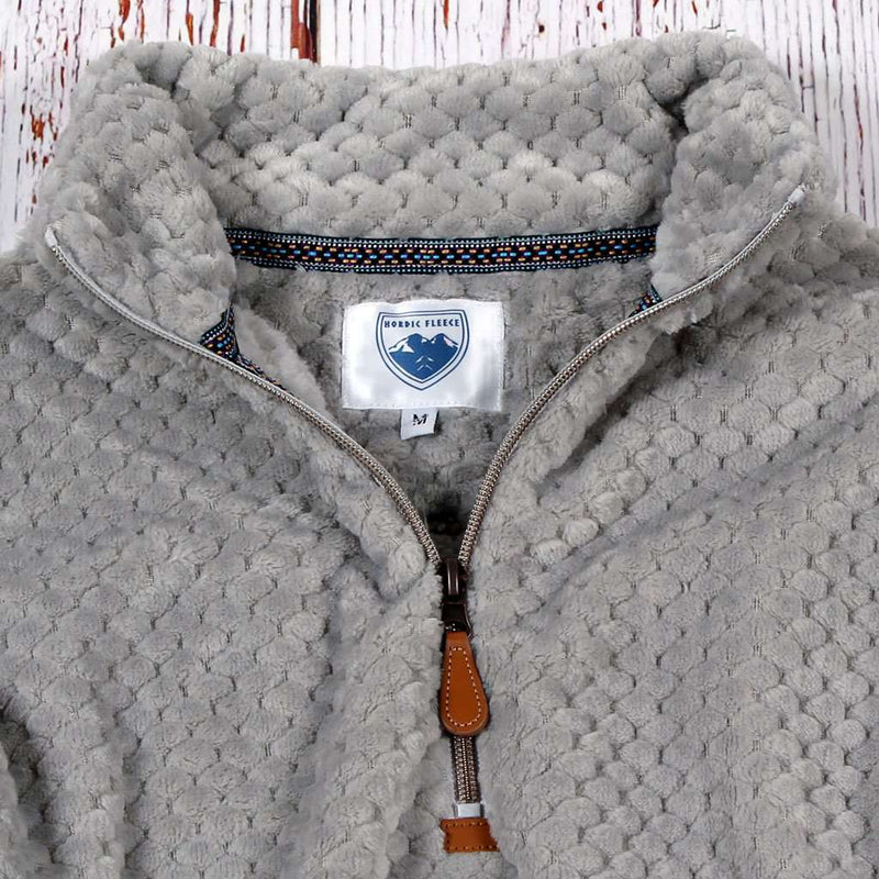 Nordic Fleece Trysil Plush Pullover by Nordic Fleece