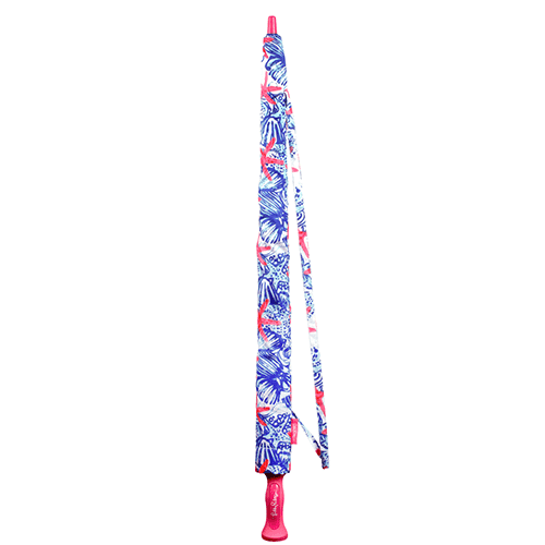 Large Golf Umbrella in She She Shells by Lilly Pulitzer