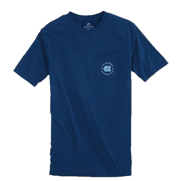 Southern Tide UNC Tar Heels Chant Short Sleeve T-Shirt by Southern Tide