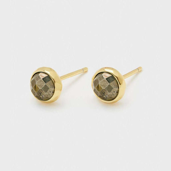 "Gorjana Power Gemstone ""Strength"" Stud by Gorjana"