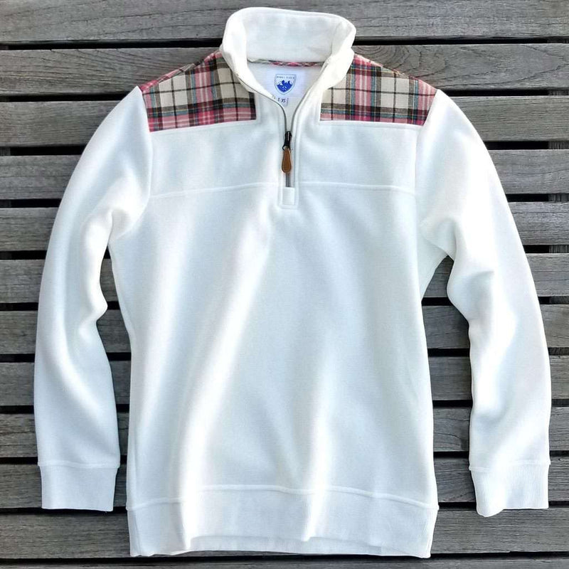 Country Club Prep XS / White with Plaid