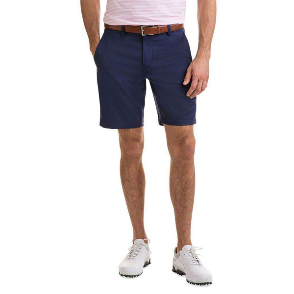 "9"" Links Shorts in Night Bay by Vineyard Vines"