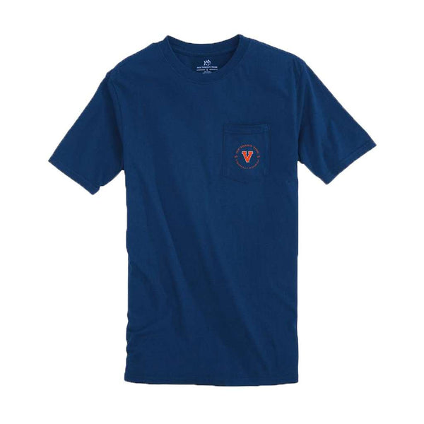 Southern Tide Virginia Chant Short Sleeve T-Shirt by Southern Tide