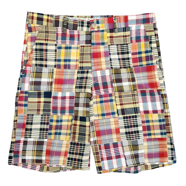 Cotuit Madras Shorts by Country Club Prep