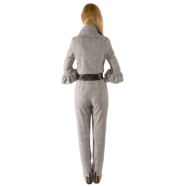 The Wall Streeter GripeLess Pull-On Pant by Gretchen Scott Designs