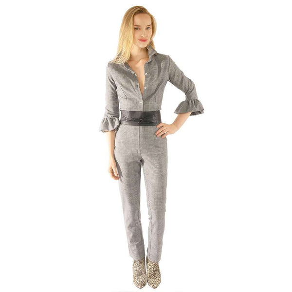 Gretchen Scott Designs The Wall Streeter GripeLess Pull-On Pant