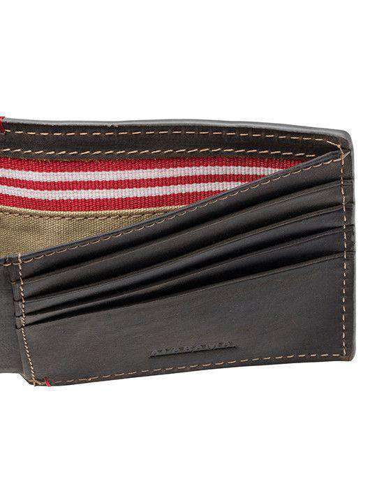 Alabama Hangtime Slim Bifold Wallet by Jack Mason - FINAL SALE