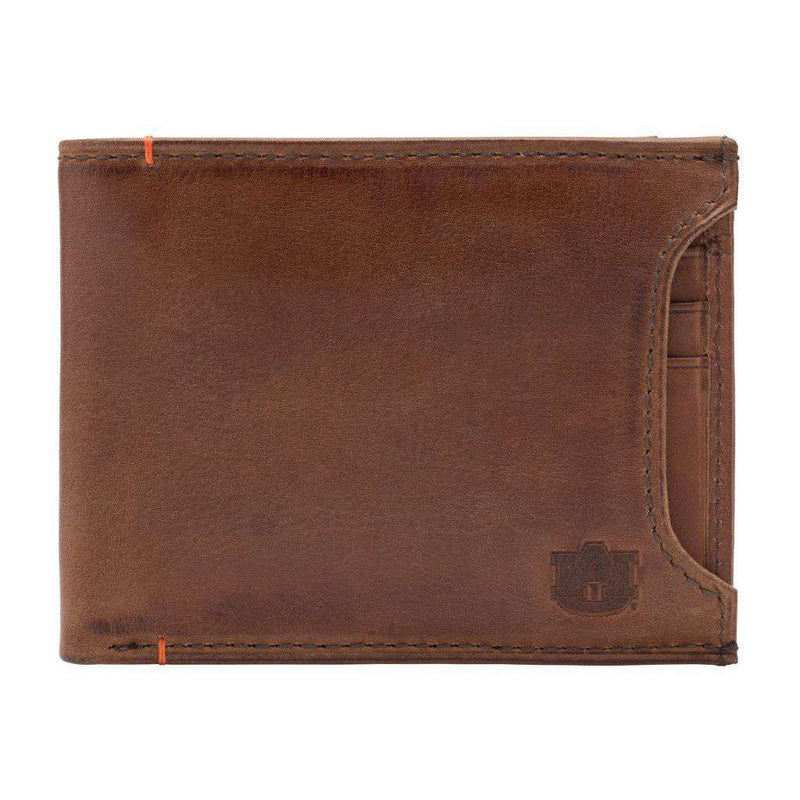 Wallets - Auburn Tigers Campus Sliding 2 In 1 By Jack Mason