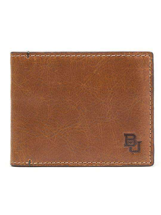 Wallets - Baylor Bears Hangtime Traveler Wallet By Jack Mason