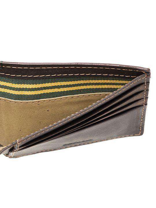 Baylor Bears Hangtime Traveler Wallet by Jack Mason - FINAL SALE