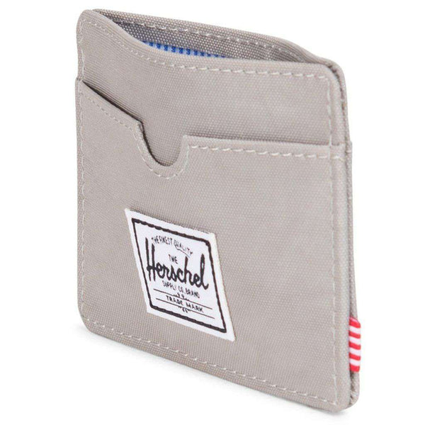 Charlie Wallet in Agate Grey Nylon by Herschel Supply Co.