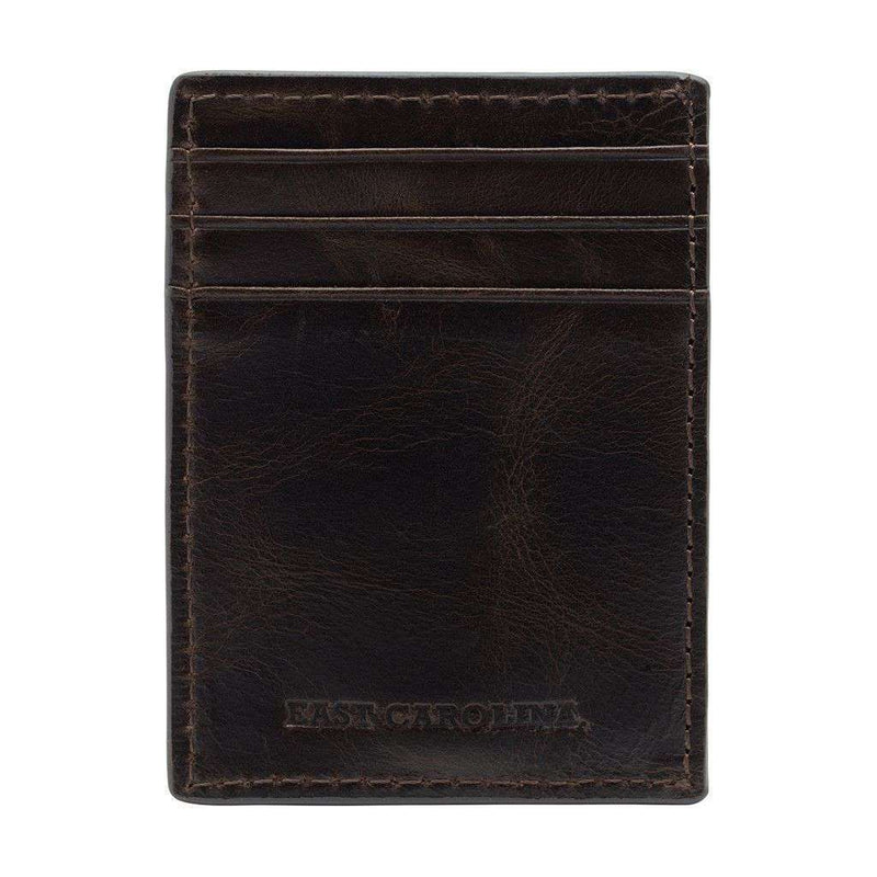 East Carolina Pirates Legacy Multicard Front Pocket Wallet by Jack Mason - FINAL SALE