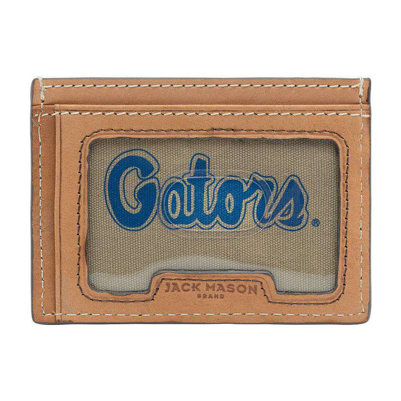 Florida Gators Gameday ID Window Card Case by Jack Mason - FINAL SALE