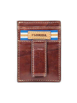 Wallets - Florida Gators Tailgate Multicard Front Pocket Wallet By Jack Mason