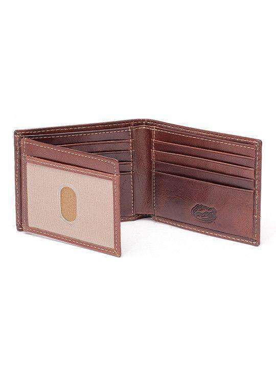 Wallets - Florida Gators Tailgate Traveler Wallet By Jack Mason