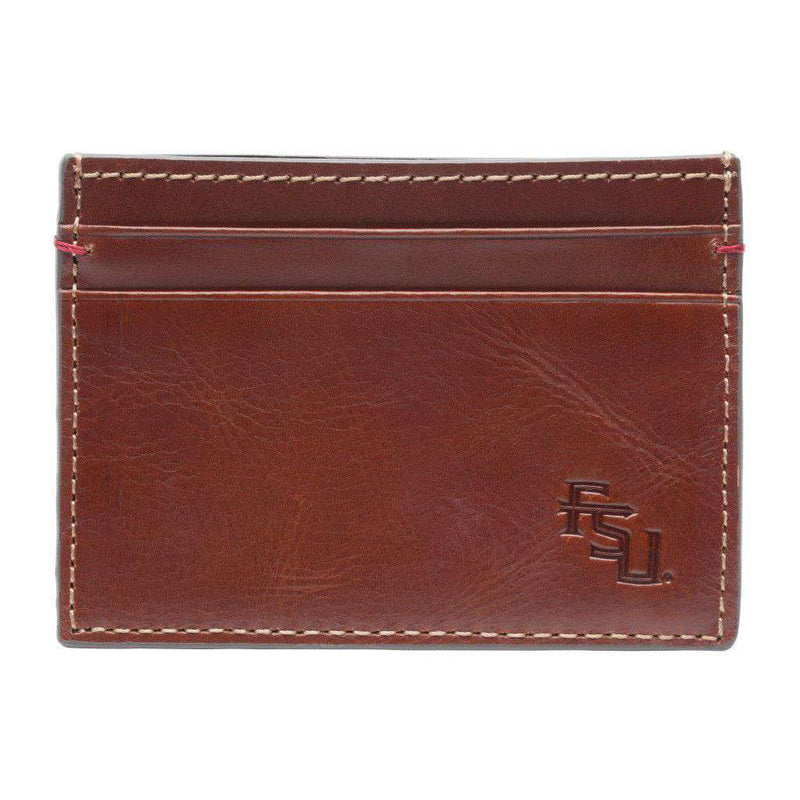 Wallets - Florida State Seminoles Hangtime ID Window Card Case By Jack Mason