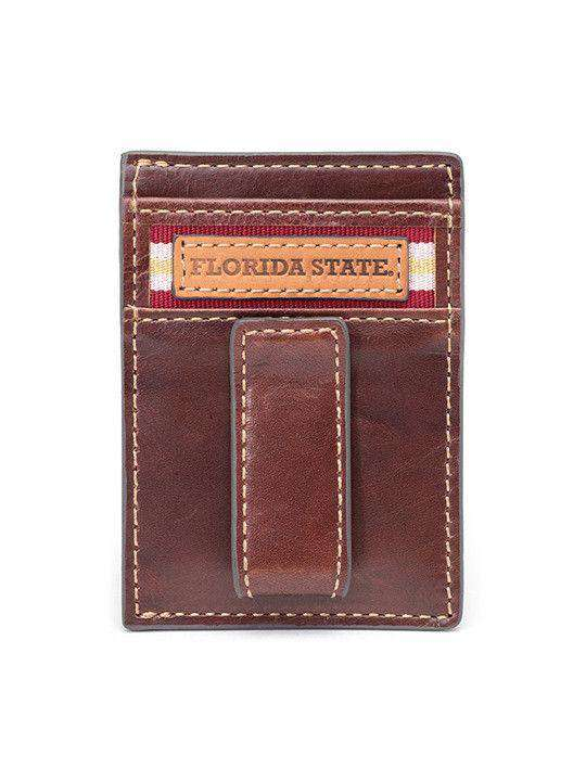 Wallets - Florida State Seminoles Tailgate Multicard Front Pocket Wallet By Jack Mason
