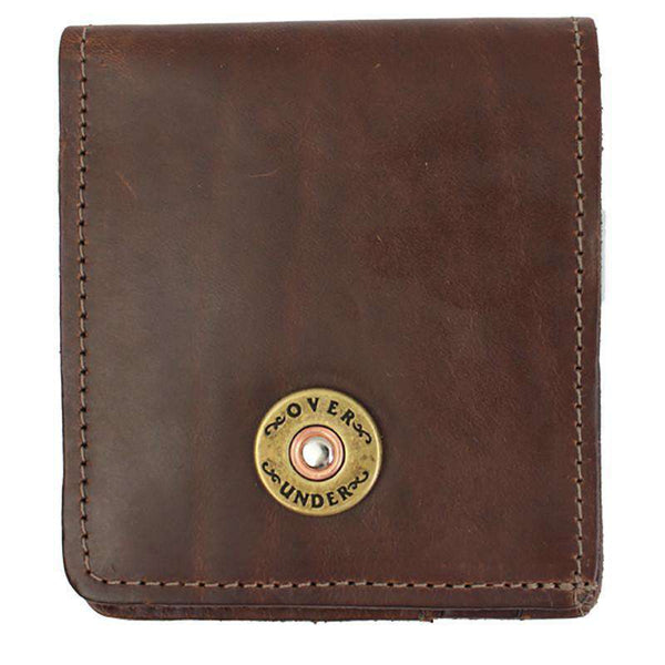 Horween Bi-Fold Wallet by Over Under Clothing