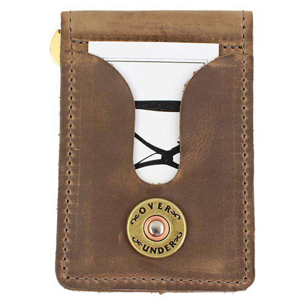 Wallets - Horween Front Pocket Wallet By Over Under Clothing