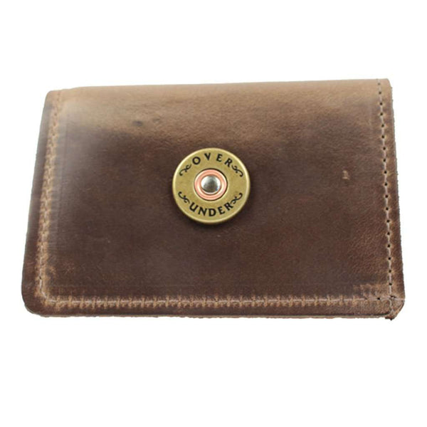 Wallets - Horween Trifold Wallet By Over Under Clothing