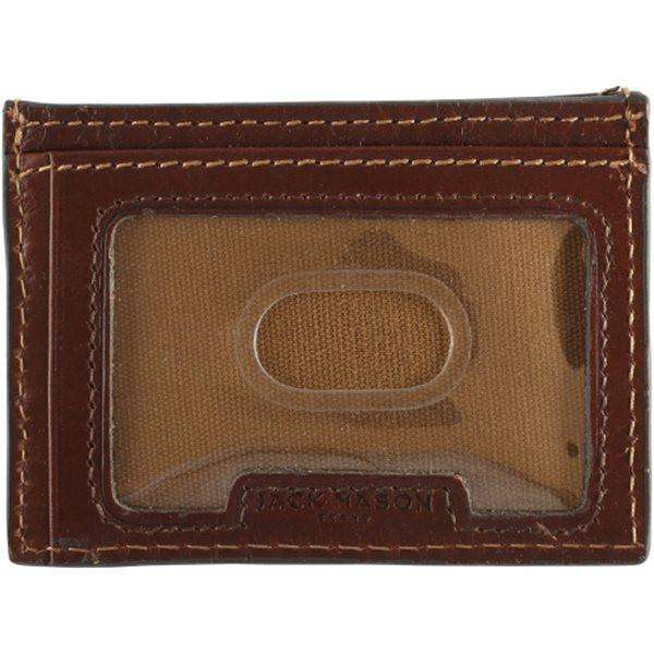 Wallets - Michigan State Spartans Tailgate ID Window Card Case By Jack Mason