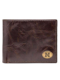 Wallets - Nebraska Cornhuskers Legacy Traveler Wallet By Jack Mason