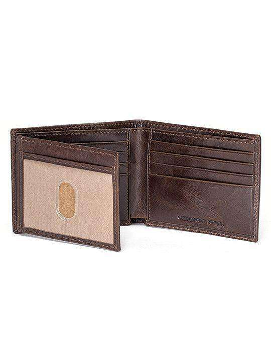Wallets - Oklahoma State Cowboys Legacy Traveler Wallet By Jack Mason