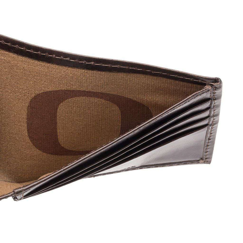 Oregon Ducks Legacy Traveler Wallet by Jack Mason - FINAL SALE