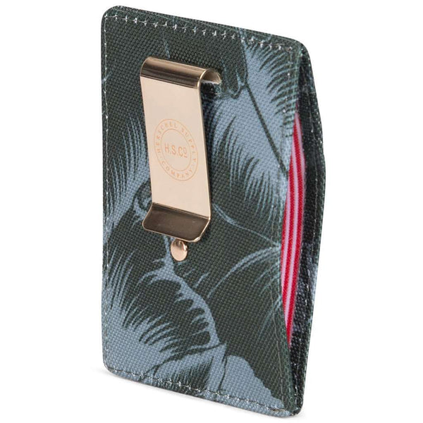 Wallets - Raven Wallet In Jungle Floral Green By Herschel Supply Co.