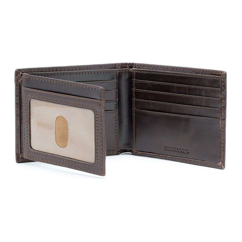 Stanford Cardinals Legacy Traveler Wallet by Jack Mason - FINAL SALE