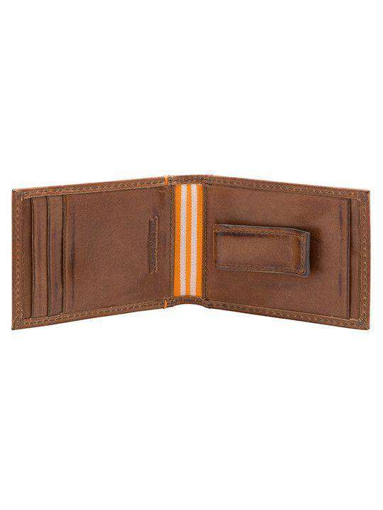 Tennessee Volunteers Campus Flip Bifold Front Pocket Wallet by Jack Mason - FINAL SALE