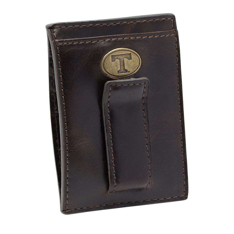 Tennessee Volunteers Legacy Multicard Front Pocket Wallet by Jack Mason - FINAL SALE