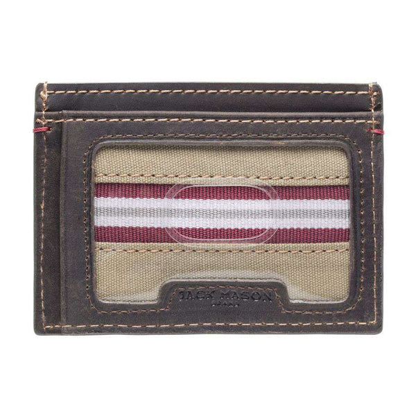 Wallets - Texas A&M Aggies Hangtime ID Window Card Case By Jack Mason
