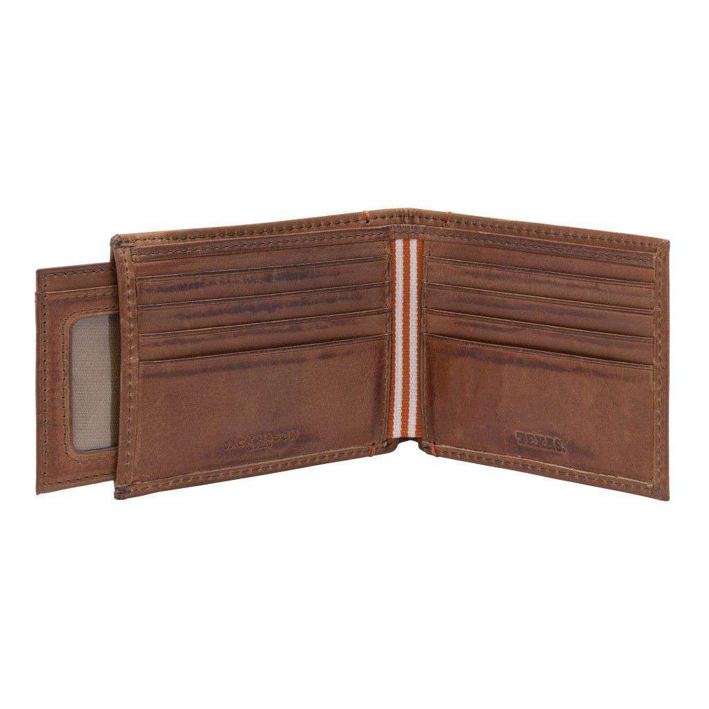 Wallets - Texas Longhorns Campus Sliding 2 In 1 By Jack Mason