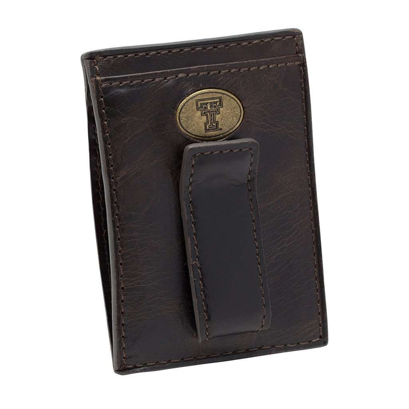 Texas Tech Red Raiders Legacy Multicard Front Pocket Wallet by Jack Mason - FINAL SALE