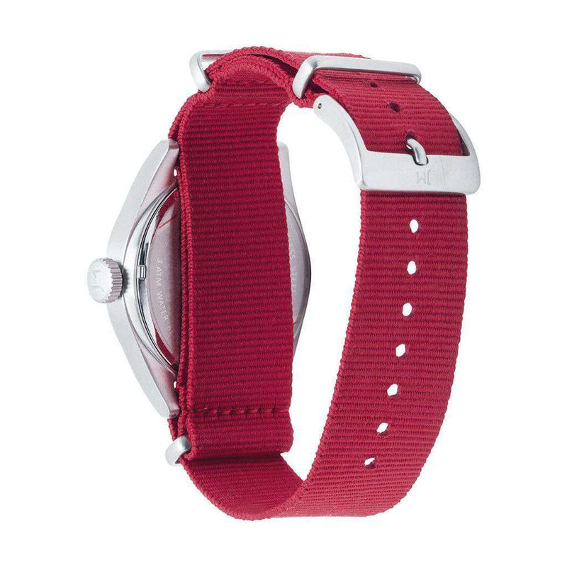 Arkansas Razorbacks Men's Nato Solid Strap Watch by Jack Mason - FINAL SALE