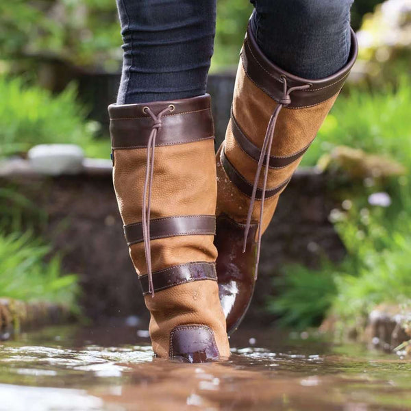 The Women's Galway Boot by Dubarry of Ireland