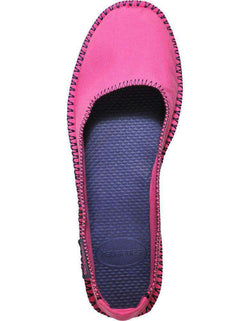 Women's Flats - Origine Ballerina Espadrilles In Pop Rose By Havaianas - FINAL SALE