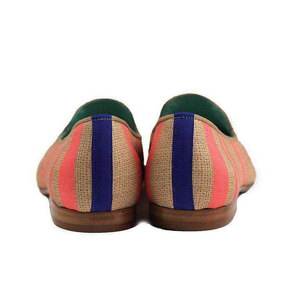 Striped Neon Loafer by Blue Bird Shoes - FINAL SALE